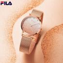 Fila 斐乐 6072 女士复古时尚钢带腕表 三色¥179.00 5.8折