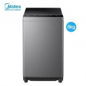 Midea 美的 MB80V33B 波轮洗衣机 8kg