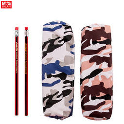 M&G 晨光 2支晨光铅笔+1个笔袋