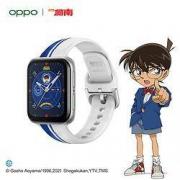 OPPO Watch 2 名侦探柯南限定版 智能手表 42mm1599元(需定金50元,16日10点付尾款)