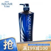 AQUAIR 水之密语 男士控油净润洗发露 600ml28.67元