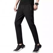PLUS会员:YALU 雅鹿 男士冰丝运动休闲裤30元包邮(需用券)