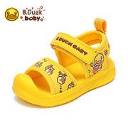 B.Duck 儿童包头魔术贴沙滩凉鞋¥69.00 6.3折