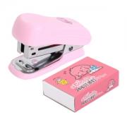M&G 晨光 ABS91649 12号订书机 订书器+订书针 粉色1.38元