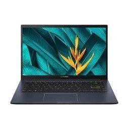 ASUS 华硕 VivoBook14 X 2020 14英寸高性能轻薄学生办公笔记本电脑(i7-10510U 8G 512G 32G傲腾 MX250 IPS)耀夜黑