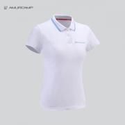 Amurcamp 男女修身弹力Polo衫35元包邮