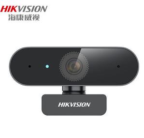 即插即用!HIKVISION 海康威视 DS-E11 摄像头 720P 标配