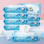 einb 怡恩贝 婴儿湿纸巾 80片8包¥17.93 3.0折 比上一次爆料降低 ¥0.19