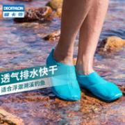 水陆两栖、防滑透气:迪卡侬 OVS 8330684 男女款溯溪鞋