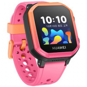HUAWEI 华为 儿童手表3s 智能手表 樱桃粉
