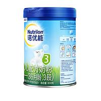 Nutrilon 诺优能 PRO 幼儿配方奶粉 3段  800g*2罐