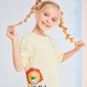 PLUS会员!Baleno 班尼路 女童短袖T恤¥14.50 1.3折