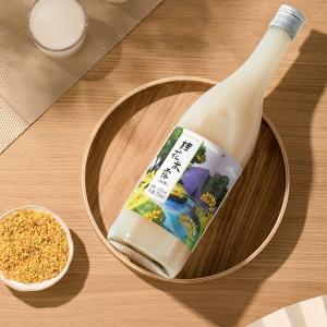 YANXUAN 网易严选 桂花米露米酒 750ml