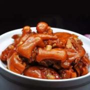 PLUS会员:大午 鹏曼 卤味熟食 猪蹄 500g*3件
