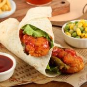 PLUS会员:辅兴坊 墨西哥鸡肉卷4个+老北京鸡肉卷4个24.8元包邮(双重优惠)