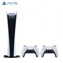 SONY 索尼 国行 数字版 PlayStation5 PS5 游戏机 &Dual Sense手柄套装3628元