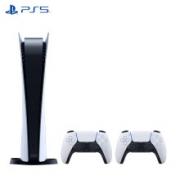 SONY 索尼 国行 数字版 PlayStation5 PS5 游戏机 &Dual Sense手柄套装
