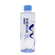 WHITE DRAGON LAKE 白龙湖 天然苏打水 350ml*6瓶9.9元包邮
