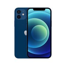 Apple iPhone 12 (A2404) 128GB 蓝色  5G 双卡双待手机