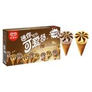 plus会员:和路雪 迷你可爱多甜筒 多口味可选 20g*10支*9件94.94元(需用券 合10.54元/件 需运费)