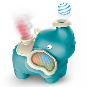 MiLanMao 米蓝猫 灯光电动小象万向轮音乐喷雾悬浮球