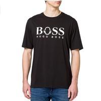 S码!HUGO BOSS 雨果博斯 男士Tima 2 休闲修身T恤 到手208.47元