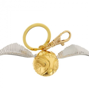 prime会员!Harry Potter 哈利波特 Gold Snitch 金色飞贼 钥匙扣  直邮到手¥69.76