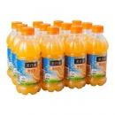 Minute Maid 美汁源 果粒橙 橙汁 果汁饮料 300ml*12瓶