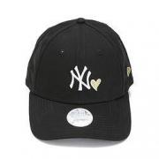 NEW ERA 纽亦华 11913972 9Forty MLB 纽约洋基标爱心棒球帽