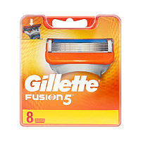 Gillette 吉列 锋隐 手动剃须刀头 8刀头*2件装
