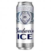 Budweiser/百威啤酒  冰啤 500ml*18罐79元包邮(需用券)