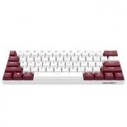 PLUS会员:Dareu 达尔优 EK861 双模机械键盘 61键194.5元包邮(需用券)
