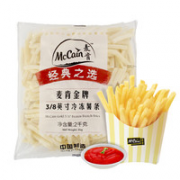 McCain 麦肯 冷冻薯条 2kg¥24.90 4.2折 比上一次爆料降低 ¥15.09