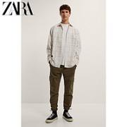 ZARA 05862479505 男士工装裤¥79.00 10.0折 比上一次爆料降低 ¥20