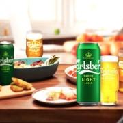 Carlsberg 嘉士伯 特醇啤酒 500ml*18罐