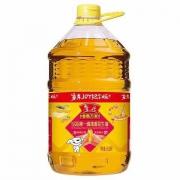 luhua 鲁花 5S压榨一级 浓香花生油 6.09L*2件