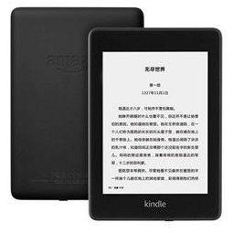 kindle Kindle Paperwhite第四代 经典版 6英寸墨水屏电子书阅读器 Wi-Fi 8GB 墨黑色
