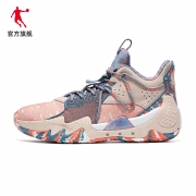 QIAODAN 乔丹 陕博联名 男士篮球鞋709元包邮(需用券)