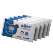 Teddy Bear 泰迪熊 臻薄宠爱 活力拉拉裤 5片装¥5.90 2.5折