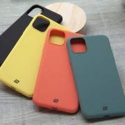 MOMAX 摩米士 iPhone 11 Pro 液态硅胶手机壳9.9元 包邮(需用券)