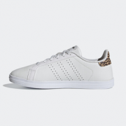 adidas NEO COURTPOINT BASE FY8414 女士休闲运动鞋