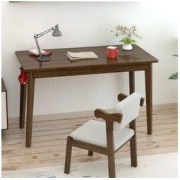 SENAZUOJU 塞纳左居 全实木家用书桌电脑桌 (0.8m无抽单桌)298元(包邮,需用券)