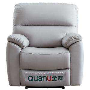 QuanU 全友 102906 现代轻奢手动布艺沙发