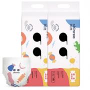 PLUS会员:shinrea 爽然 糖果小内裤 婴儿纸尿裤 L 80片