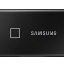prime会员!SAMSUNG 三星 T7 Touch 移动固态硬盘 1TB MU-PC1T0K  直邮含税到手¥1005.9¥879.73 比上一次爆料降低 ¥517.53