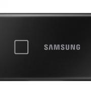prime会员!SAMSUNG 三星 T7 Touch 移动固态硬盘 1TB MU-PC1T0K  直邮含税到手¥1005.9