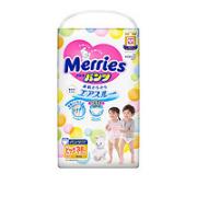 Merries 妙而舒 花王妙而舒 拉拉裤 XL38片