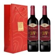 PLUS会员:璞立酒庄 BV波尔多混酿红葡萄酒 750ml*2支