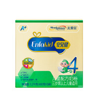 MeadJohnson Nutrition 美赞臣 安儿健A+ 儿童配方奶粉 4段 1200g