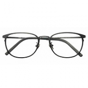 HAN 汉 纯钛近视眼镜框架3312AL+1.60非球面防蓝光镜片¥139.00 2.8折